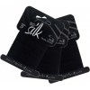 Dazzle-it Silk Bead Thread D (5.9lbs) Black 28yds